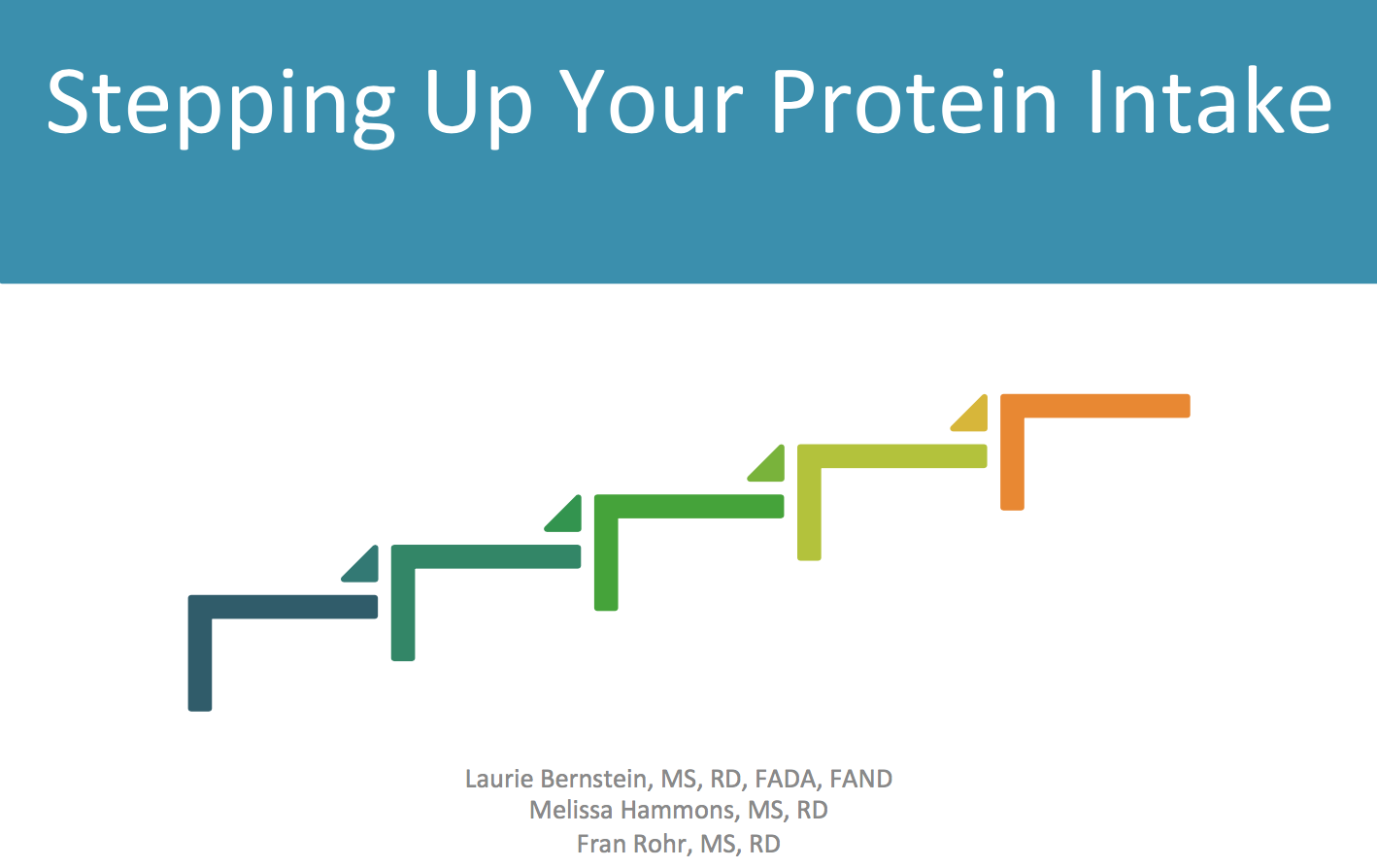 Stepping Up Your Protein Intake Image